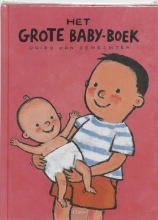 Guido Van Genechten Grote baby-boek