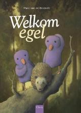 Marc van de Griendt Welkom egel
