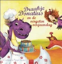 Li  Lefebure Draakje Donatius en de vergeten verjaardag
