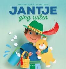 Mieke van Hooft Jantje ging ruilen