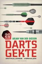 Arjan van der Giessen 20 jaar dartsgekte
