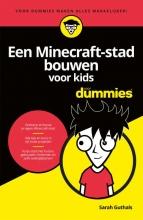 Sarah Guthals , Een Minecraft-stad bouwen voor kids voor dummies