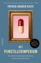 Patrick Radden Keefe , Het pijnstillerimperium