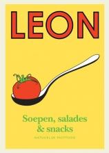 John Vincent Henry Dimbleby  Kay Plunkett-Hogge  Claire Ptak, Leon Soepen, salades & snacks