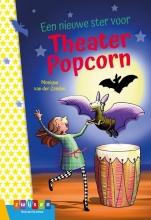 Monique van der Zanden , Een nieuwe ster voor Theater Popcorn