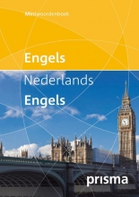 Prisma redactie , Prisma miniwoordenboek Engels-Nederlands Nederlands- Engels