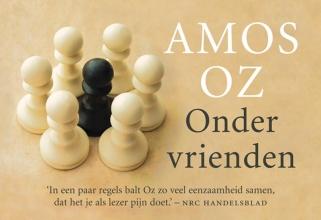 Amos  Oz Onder vrienden DL