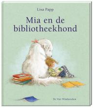 Lisa  Papp Mia en de bibliotheekhond