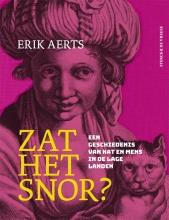 Erik Aerts , Zat het snor?