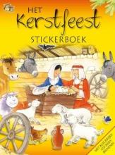 Box, Su Het Kerstfeest (stickerboek)