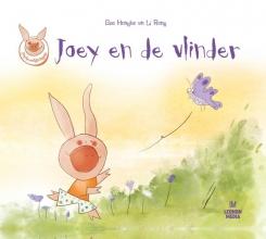 Gao  Hongbo Joey en de vlinder