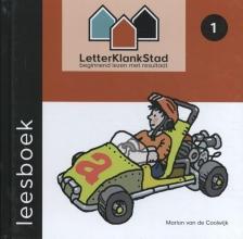 Marion van de Coolwijk , LetterKlankStad Leesboek 1