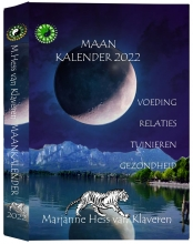 Marjanne Hess van Klaveren , Maankalender 2022