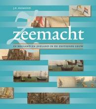 J.P. Sigmond , Zeemacht in Holland en Zeeland in de zestiende eeuw