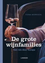 Fiona  Morrison De grote wijnfamilies