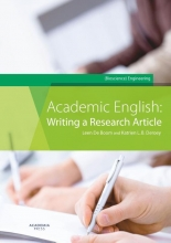 Leen De Boom , Academic English: Writing a research article