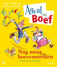 Tjibbe Veldkamp , Agent en Boef - Nog meer boevenstreken