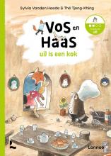 Sylvia Vanden Heede , uil is een kok