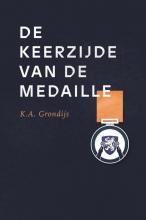 K.A. Grondijs , De keerzijde van de medaille