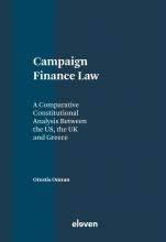 Orestis Omran , Campaign Finance Law
