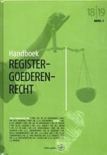 L.C.A. Verstappen W.D. Kolkman, Handboek Registergoederenrecht 2018-2019