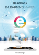 Klaas  Bellinga Basisboek E-learning maken