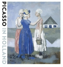 Gerrit Valk Marilyn McCully, Picasso in Holland