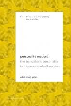 Olha Lehka-Paul , Personality Matters
