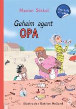 Manon Sikkel , Geheim Agent Opa