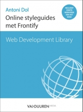Antoni Dol , Online styleguides met Frontify