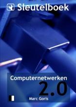 Marc Goris , Sleutelboek Computernetwerken (B&W)