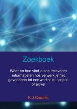 K. Oedzes , Zoekboek