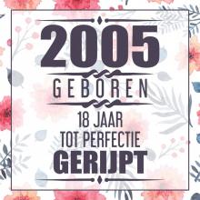 Vera Nelles , 2003 Geboren 18 Jaar Tot Perfectie Gerijpt