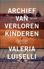 Valeria Luiselli , Archief van verloren kinderen