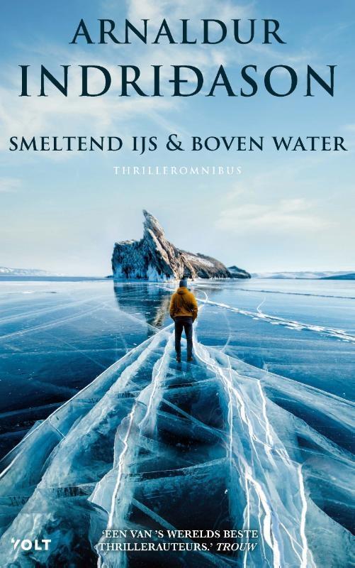 Arnaldur Indridason,Smeltend ijs & Boven water