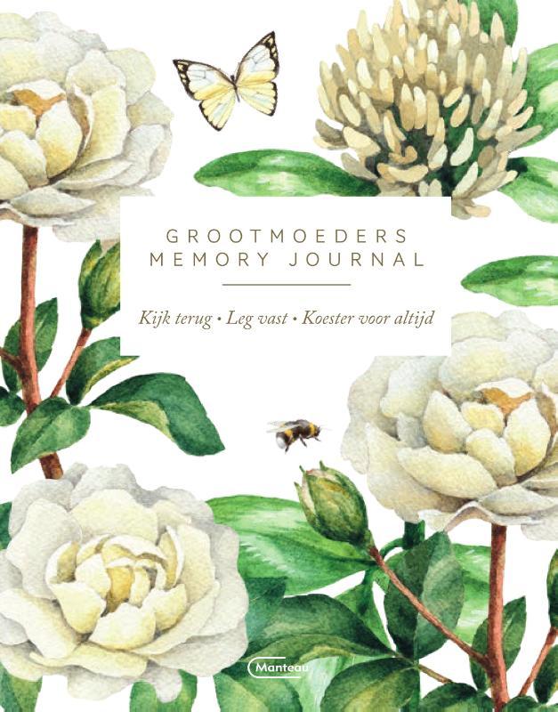 ,Grootmoeders Memory Journal