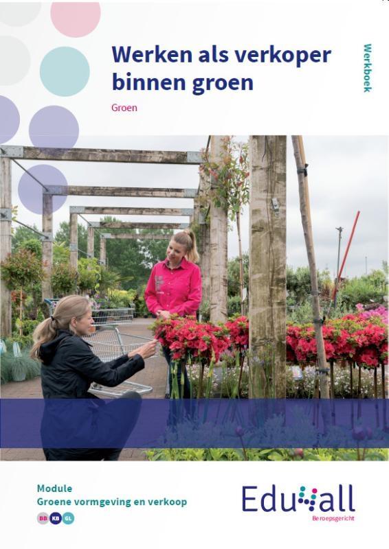 ,Werken als verkoper binnen groen