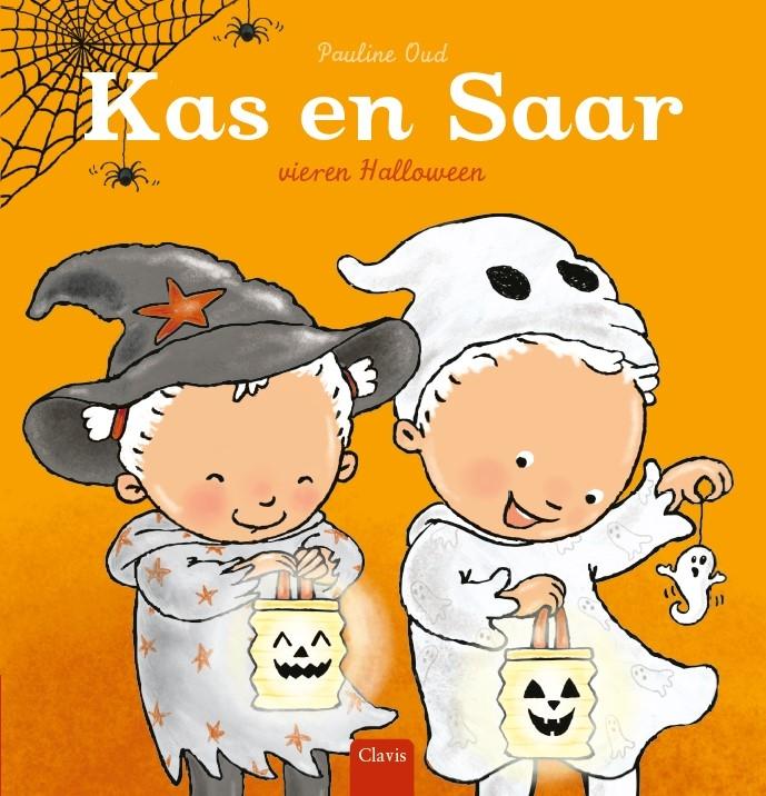 Pauline Oud,Kas en Saar vieren Halloween