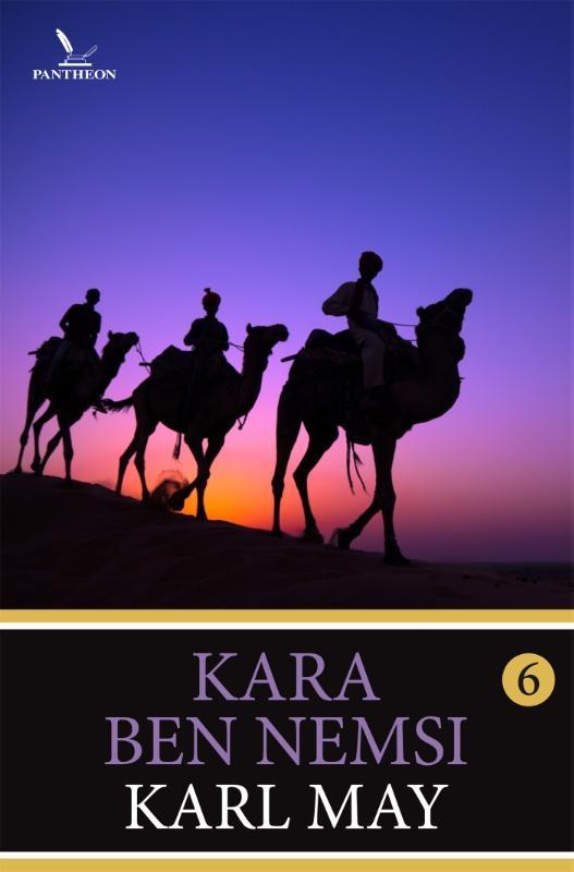Karl May,Kara Ben Nemsi 6