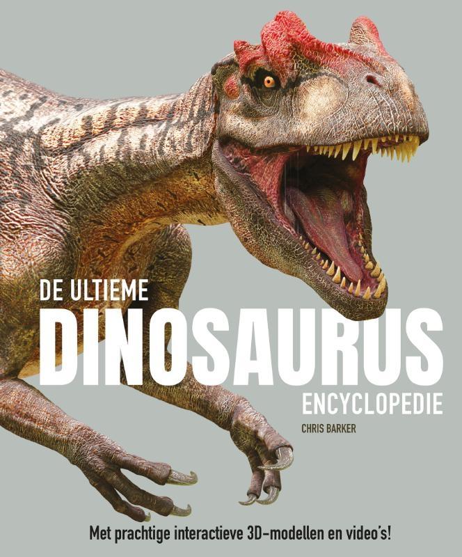 Chris Barker,De ultieme dinosaurus encyclopedie
