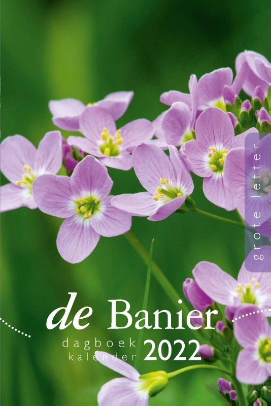 Diverse Predikanten,De Banier Dagboekkalender 2022