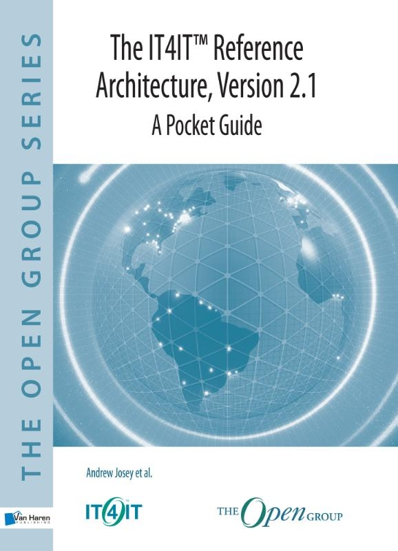 Andrew Josey,The IT4IT™ Reference Architecture, Version 2.1