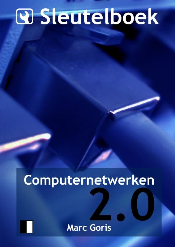 Marc Goris,Sleutelboek Computernetwerken (B&W)