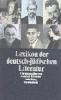 ,Lexikon der deutsch-j�dischen Literatur