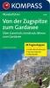 Flucher, Bernhard,Von der Zugspitze zum Gardasee, Weitwanderführer
