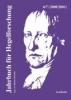 ,Jahrbuch für Hegelforschung 6/7/00/01