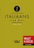 ,Wat & Hoe Taalgids Italiaans