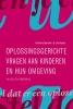 Frederike  Bannink, Eva  Kuiper,Oplossingsgerichte vragen aan kinderen en hun omgeving