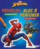 ,Spider-Man prikblok Spider-Man bloc à perforer
