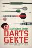 <b>Arjan van der Giessen</b>,20 jaar dartsgekte